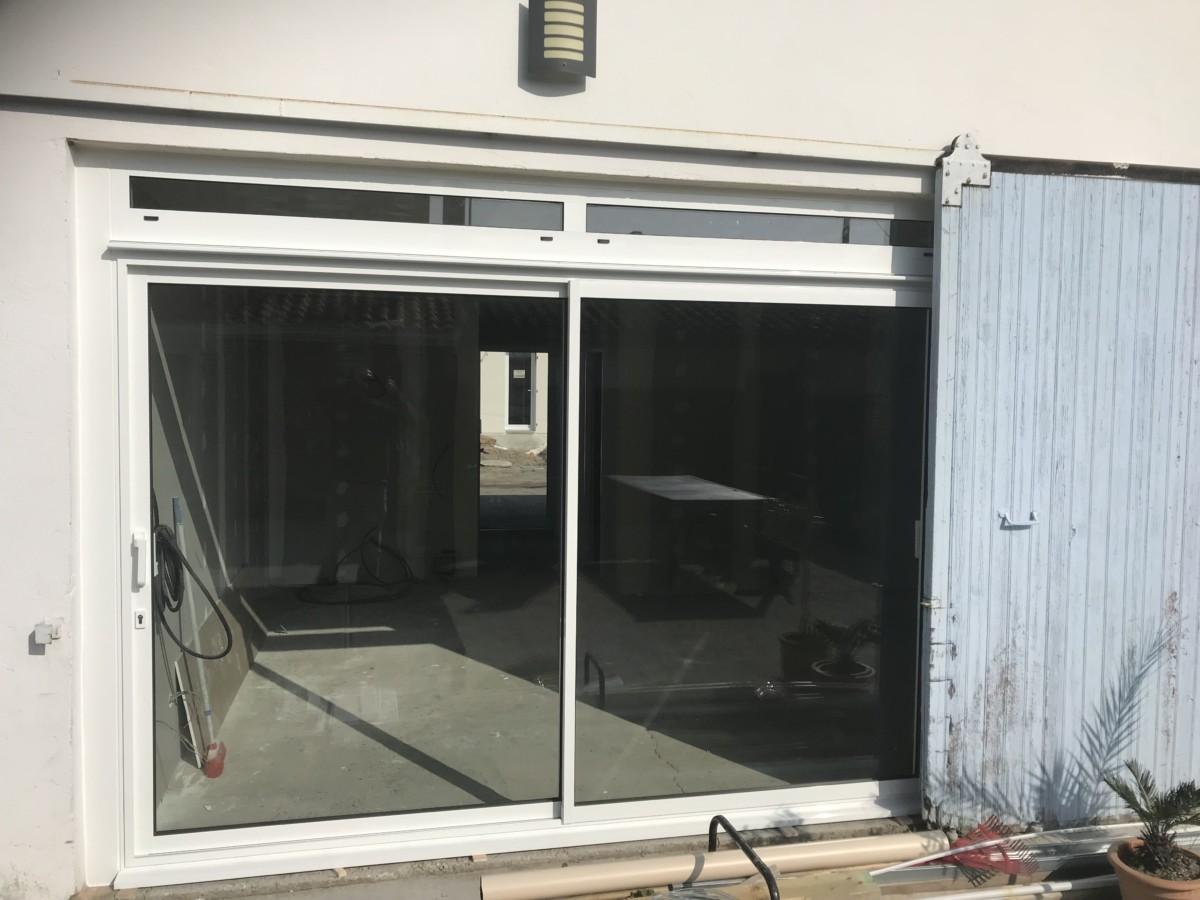 PORTE FENETRE SIM - Fenêtres, Portes-fenêtres et Baies vitrées