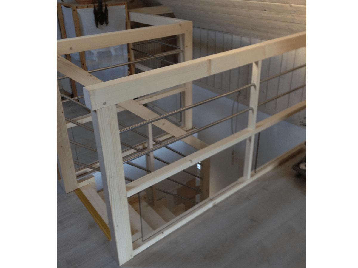 menuiserie patrick couton parempuyre produits services escaliers diapo 04 - Escaliers