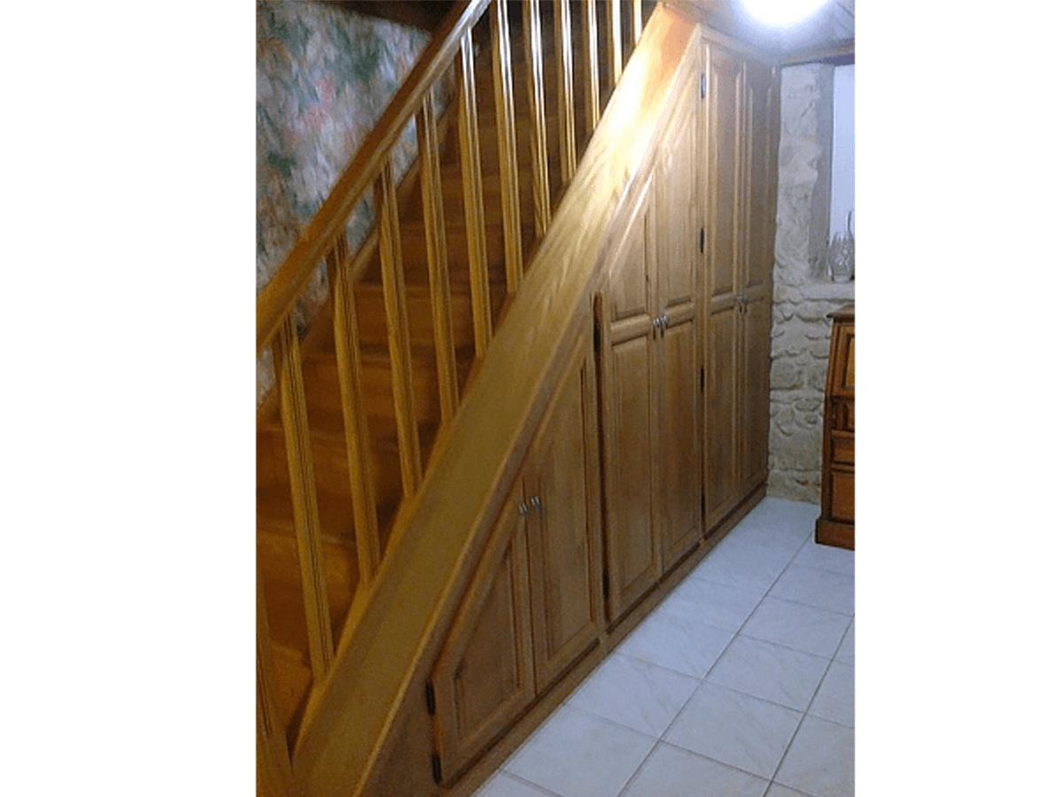 menuiserie patrick couton parempuyre produits services escaliers diapo 06 - Escaliers