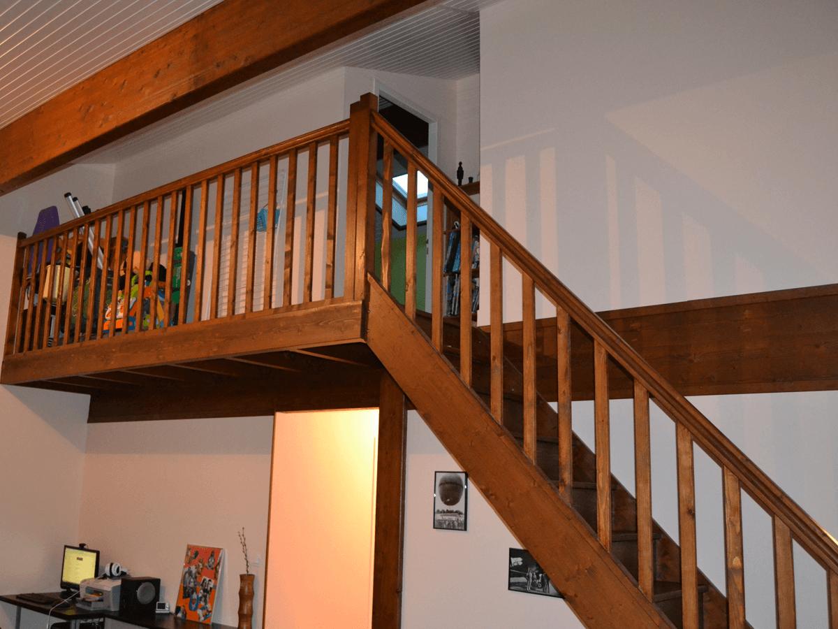 menuiserie patrick couton parempuyre produits services escaliers diapo 08 - Escaliers