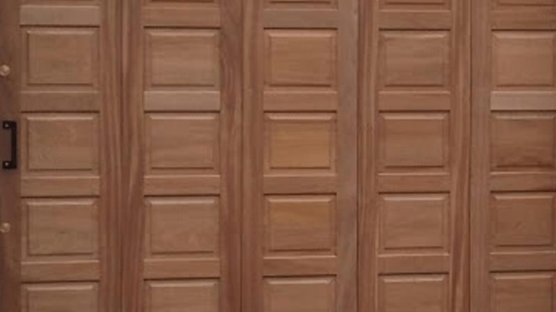 menuiserie patrick couton parempuyre produits services porte garage - Portes de garages