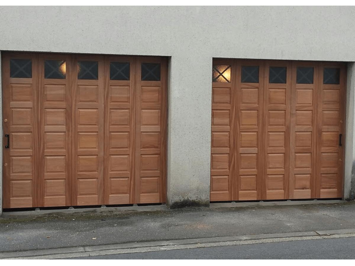 menuiserie patrick couton parempuyre produits services portes de garage diapo 01 - Portes de garages