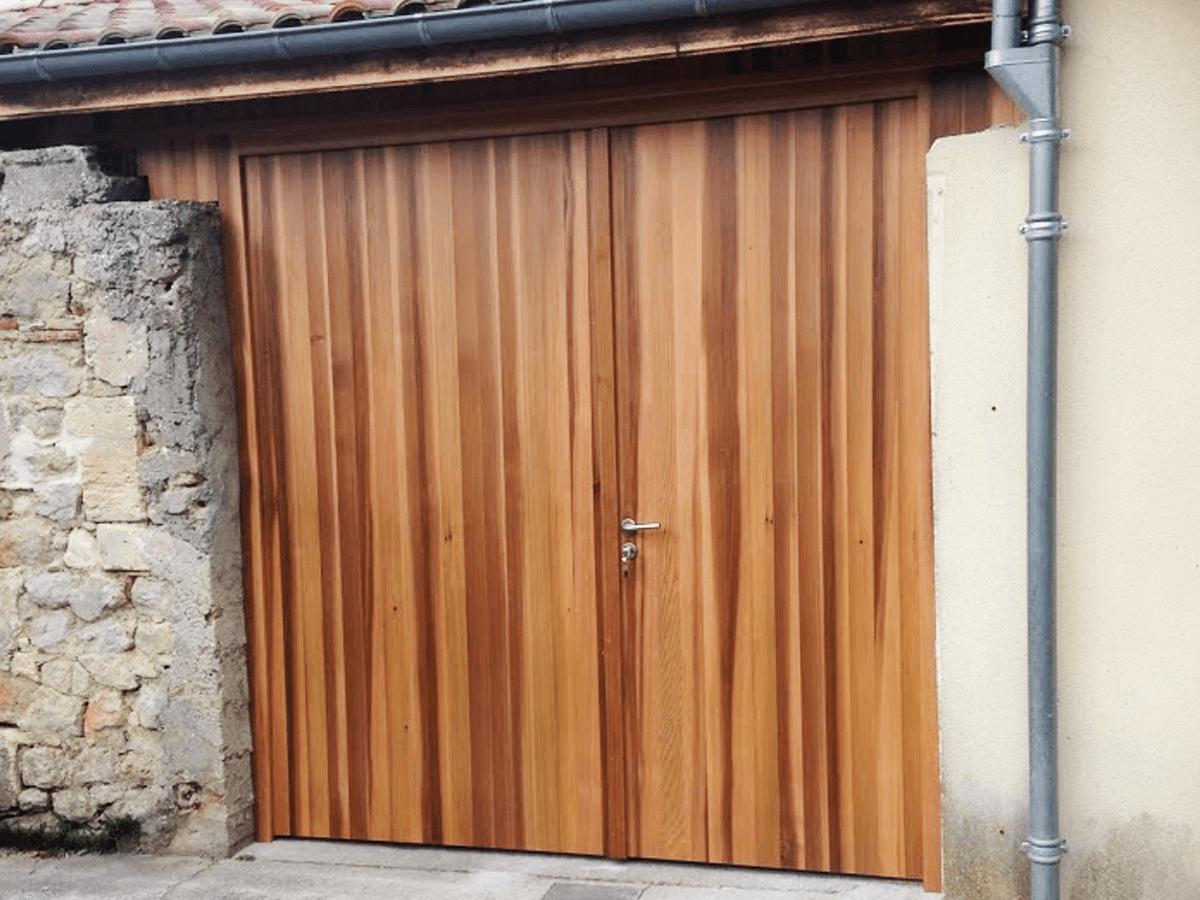 menuiserie patrick couton parempuyre produits services portes de garage diapo 03 - Portes de garages